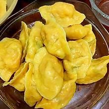 胡萝卜木耳鸡蛋饺子