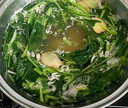 青菜汤的做法