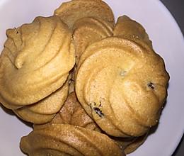 曲奇饼干(不用黄油哦)的做法