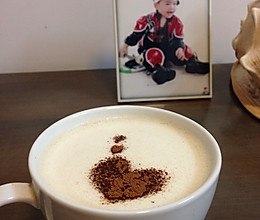 咖啡拿铁的做法