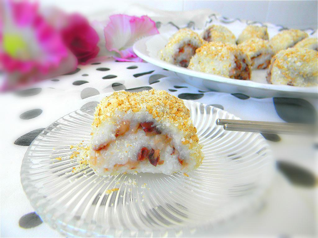 舌尖上的美食——糯米卷