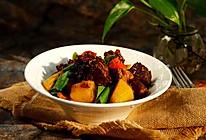 红焖羊肉#膳魔师地方美食赛(哈尔滨)#的做法