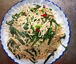 云南菜—炒云丝的做法