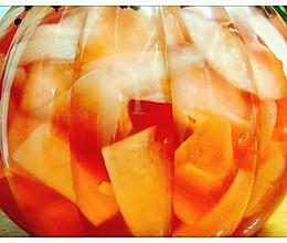 泡菜萝卜的做法