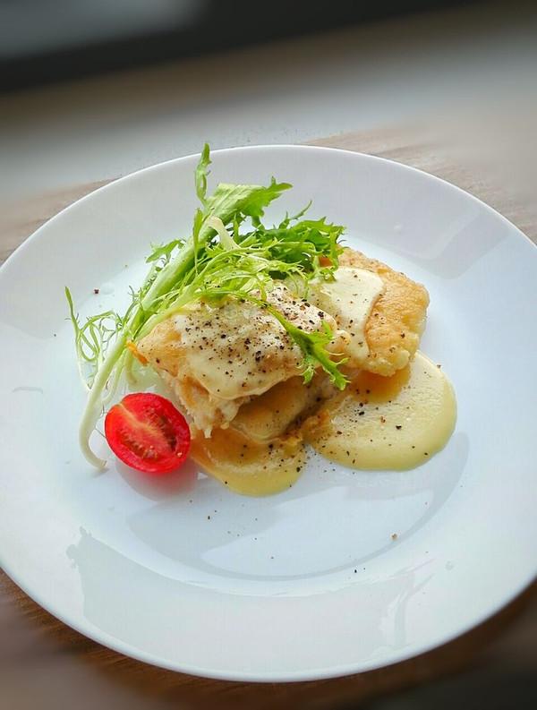 情人节菜谱之法式香煎龙利鱼的做法