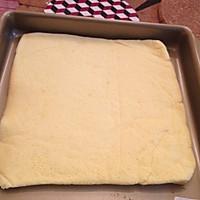 芒果瑞士卷 芒果戚风蛋糕卷(10寸方烤盘)的做法图解19