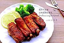 黑胡椒烤排#豆果魔兽季部落#的做法