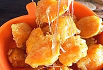拔丝红薯【拔丝的火候详细说】的做法