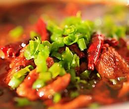 水煮肉片:辣椒的盛宴的做法
