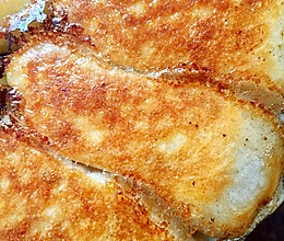 外焦里嫩的白菜猪肉锅贴的做法
