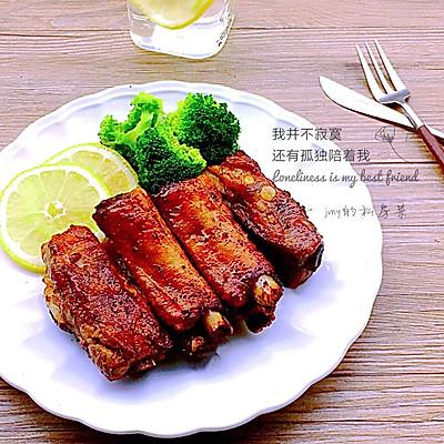 黑胡椒烤排