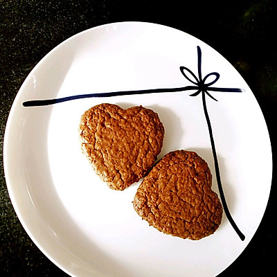 红糖燕麦椰蓉饼干