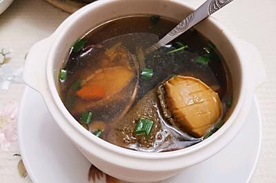 鲍鱼竹荪汤