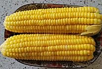 水煮玉米的做法
