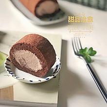 香浓巧克力蛋糕卷