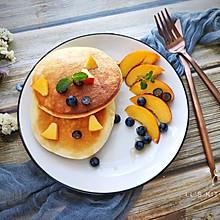 甜蜜早餐:松饼(无泡打粉)