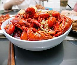 #我们约饭吧#家庭版蒜泥小龙虾的做法
