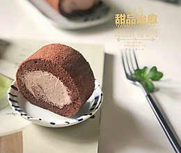 香浓巧克力蛋糕卷的做法