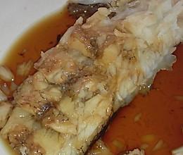 鳕鱼清蒸的做法