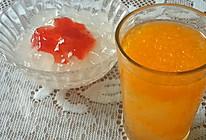 芦荟粒粒橙+水晶芦荟的做法