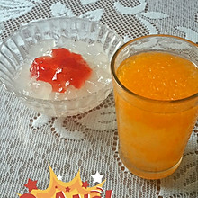 芦荟粒粒橙+水晶芦荟