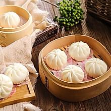 #520,美食撩动TA的心!#猪肉大白菜包子