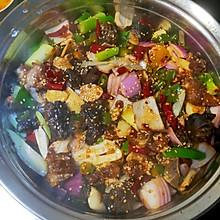 鲜香干锅排骨