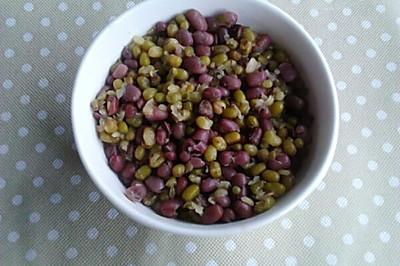 清凉解暑蜜豆烩(三种吃法)