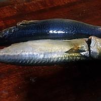 #硬核菜谱制作人#椒盐烤鲭鱼的做法图解1