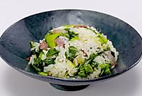 咸肉菜饭 两种做法 美食台的做法