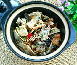 砂锅鱼头#复刻中餐厅#的做法
