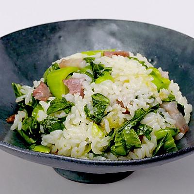 咸肉菜饭 两种做法|美食台