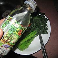 #菁选酱油试用之 白灼菜心的做法图解4