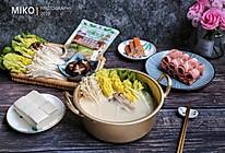 纯膳生活 日式豆乳小火锅的做法