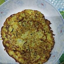 南瓜鸡肉饼