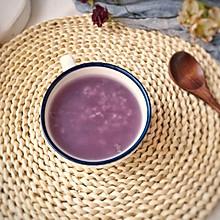 紫薯粥电压力锅版 加上这个不变色