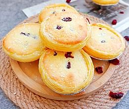 """#""""莓""""好春光日志#小白秒上手的蔓越莓椰蓉挞的做法"""