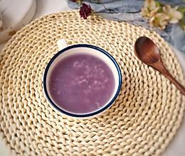 紫薯粥电压力锅版 加上这个不变色的做法