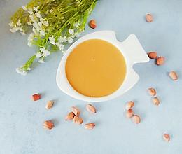 花生酱#爱的暖胃季—美的智能破壁料理机#的做法