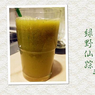 祛痘美白神器——绿野仙踪(混合果蔬汁)