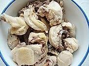 茶树菇干锅鸡的做法图解2