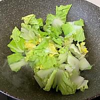 家常菜❗️蒜蓉炒奶白菜的做法图解3
