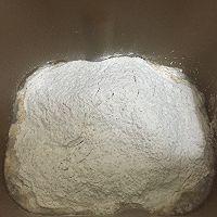 减肥佳品 全麦核桃土司 中种法的做法图解1