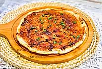 #换着花样吃早餐#土家酱香饼,秘制酱料学会了就不用买了的做法