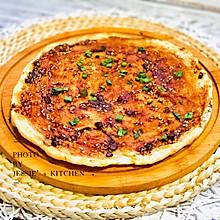 #换着花样吃早餐#土家酱香饼,秘制酱料学会了就不用买了