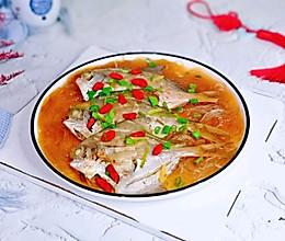 #钟于经典传统味#粉丝蒸小鲳鱼的做法