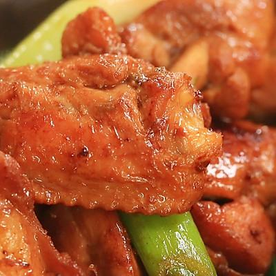 小炒鸡块-迷迭香