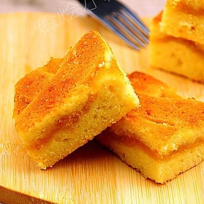 菠萝杏仁饼干