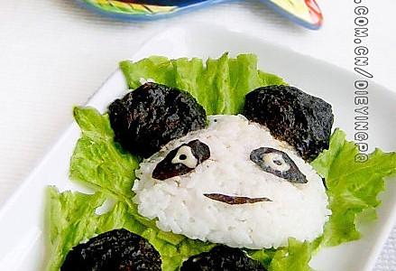 海苔饭团的做法