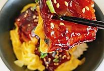 #美食视频挑战赛#蒲烧鳗鱼饭的做法